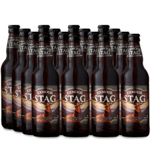 16 Bottles of Exmoor Stag
