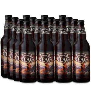 16 Bottles of Exmoor Stag