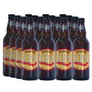 16 bottles of XPA ale
