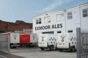 New Exmoor Ales Brewery