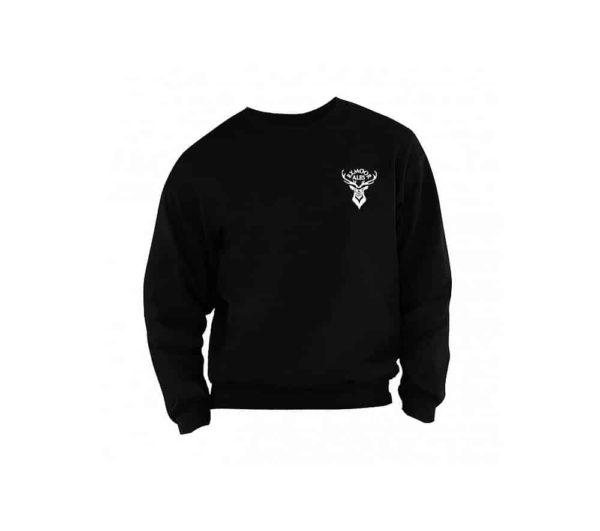 Black Exmoor Ales Sweatshirt