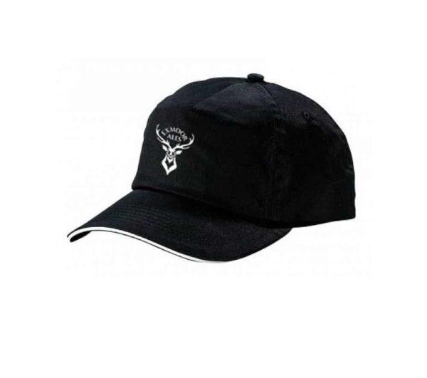 Exmoor Ales Black Baseball Cap