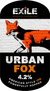 Urban Fox Pump Clip