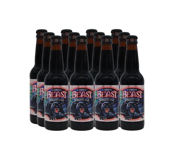 12 Beast 330ml bottles