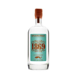 Bottle of Lorna Doone 1869 Gin