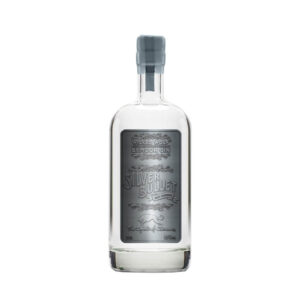 Bottle of Silver Bullet Gin