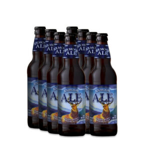 8 bottles of Exmoor Ale