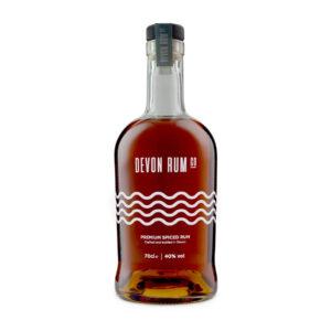 70cl bottle of Devon Rum
